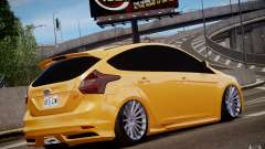 Ford Focus ST Mk.III 2013 for GTA 4
