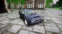 Lancia Delta HF 4WD for GTA 4