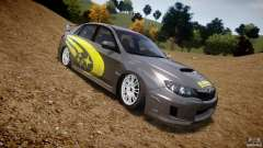 Subaru Impreza WRX STi 2011 Subaru World Rally