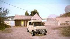 GAZ 2217 Business for GTA San Andreas