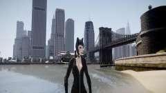 Catwoman v2.0 for GTA 4