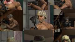 Hats of Call of Duty 4: Modern Warfare