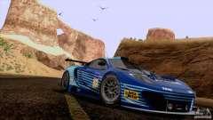 Painting works McLaren MP4-12 c Speedhunters