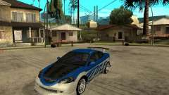 Acura RSX Shark Speed for GTA San Andreas