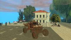 Jeep from Red Faction Guerrilla for GTA San Andreas