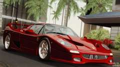 Ferrari F50 v1.0.0 Road Version for GTA San Andreas