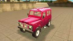 Land Rover Defender 90SW for GTA San Andreas