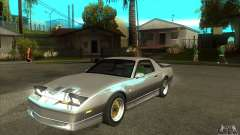 Pontiac Trans AM 1987 for GTA San Andreas