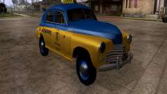 GAZ M20 Pobeda Taxi for GTA San Andreas