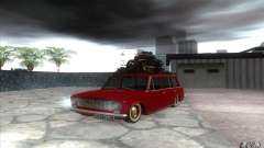 VAZ 2102 retro for GTA San Andreas