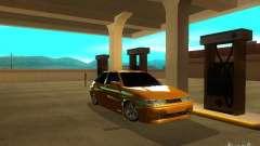 Vaz-2112 car Tuning