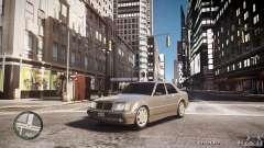 Mercedes Benz W124 E500