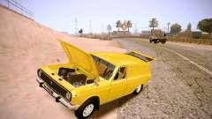 GAZ-24 Volga 02 Van for GTA San Andreas