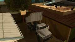 Ural 55571 dump truck