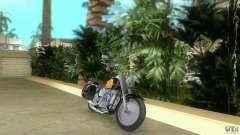 Harley Davidson FLSTF (Fat Boy) for GTA Vice City