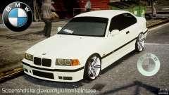 BMW e36 M3 for GTA 4