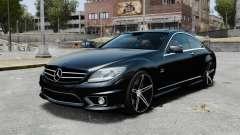 Mercedes-Benz CL65 AMG v1.1 for GTA 4