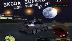 Skoda Superb Light Tuning