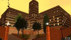 The new hospital in HP for GTA San Andreas
