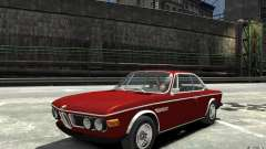 BMW 3.0 CSL E9 1971 for GTA 4