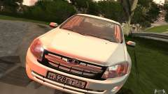 Lada Granta Stock for GTA San Andreas