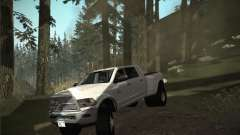 Dodge Ram 3500 4X4 for GTA San Andreas