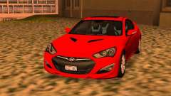 Hyundai Genesis Coupé 3.8 Track v1.0 for GTA San Andreas