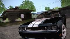 Dodge Challenger SRT8 v1.0 for GTA San Andreas