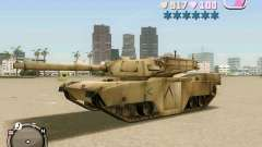 M 1 A2 Abrams for GTA San Andreas