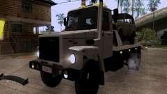 GAZ 3309 tow truck