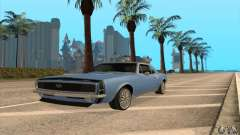 Chevrolet Camaro SS 1967 for GTA San Andreas