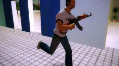 AK-47 for GTA Vice City