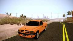 Dodge Ram 1500 Dacota for GTA San Andreas