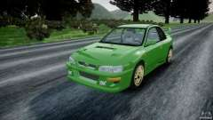 Subaru Impreza 22b 1998 (final) for GTA 4