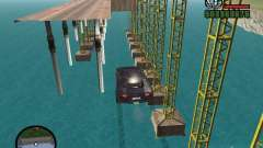 Travel over the Ocean (Beta version) for GTA San Andreas