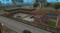New Groove Street for GTA San Andreas