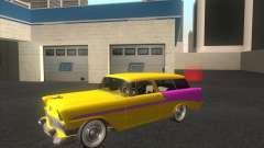 Chevrolet Bel Air Nomad 1956 stock for GTA San Andreas