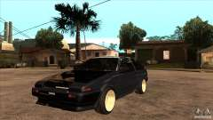 Toyota Corolla AE86 JDM for GTA San Andreas