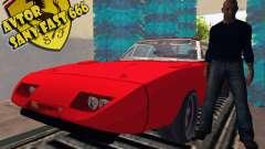 Dodge Charger Daytona Forsazh 6