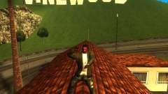 Gangam Style for GTA San Andreas