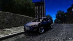 Opel Astra for GTA 4