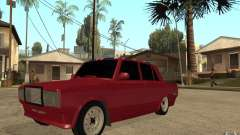VAZ 2107 Hobo v. 2 for GTA San Andreas