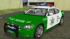 Dodge Charger Police for GTA Vice City
