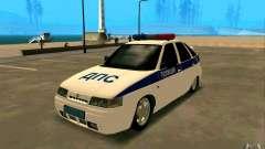 Vaz-2112 Police for GTA San Andreas