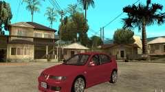 Seat Leon Cupra - Stock for GTA San Andreas