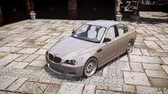 BMW E60 M5 2006 for GTA 4