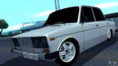 VAZ 2106 Hobo for GTA San Andreas