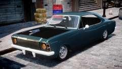 Chevrolet Opala 1979 v1.0 [BETA] for GTA 4