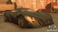Marussia B2 2012 for GTA 4