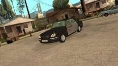 GAZ Volga 3110 Police weekdays for GTA San Andreas